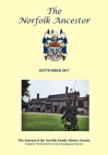 The Norfolk Ancestor Sep 2017