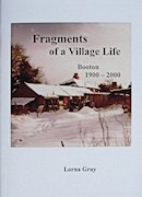 Fragments  of a Village Life Booton 1900-2000