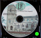 Genealogy CD Emneth - St  Edmund and the Parochial Parish Church
