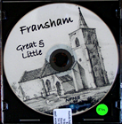 Genealogy CD Fransham Great & Little