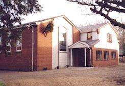 Diss Methodist Church